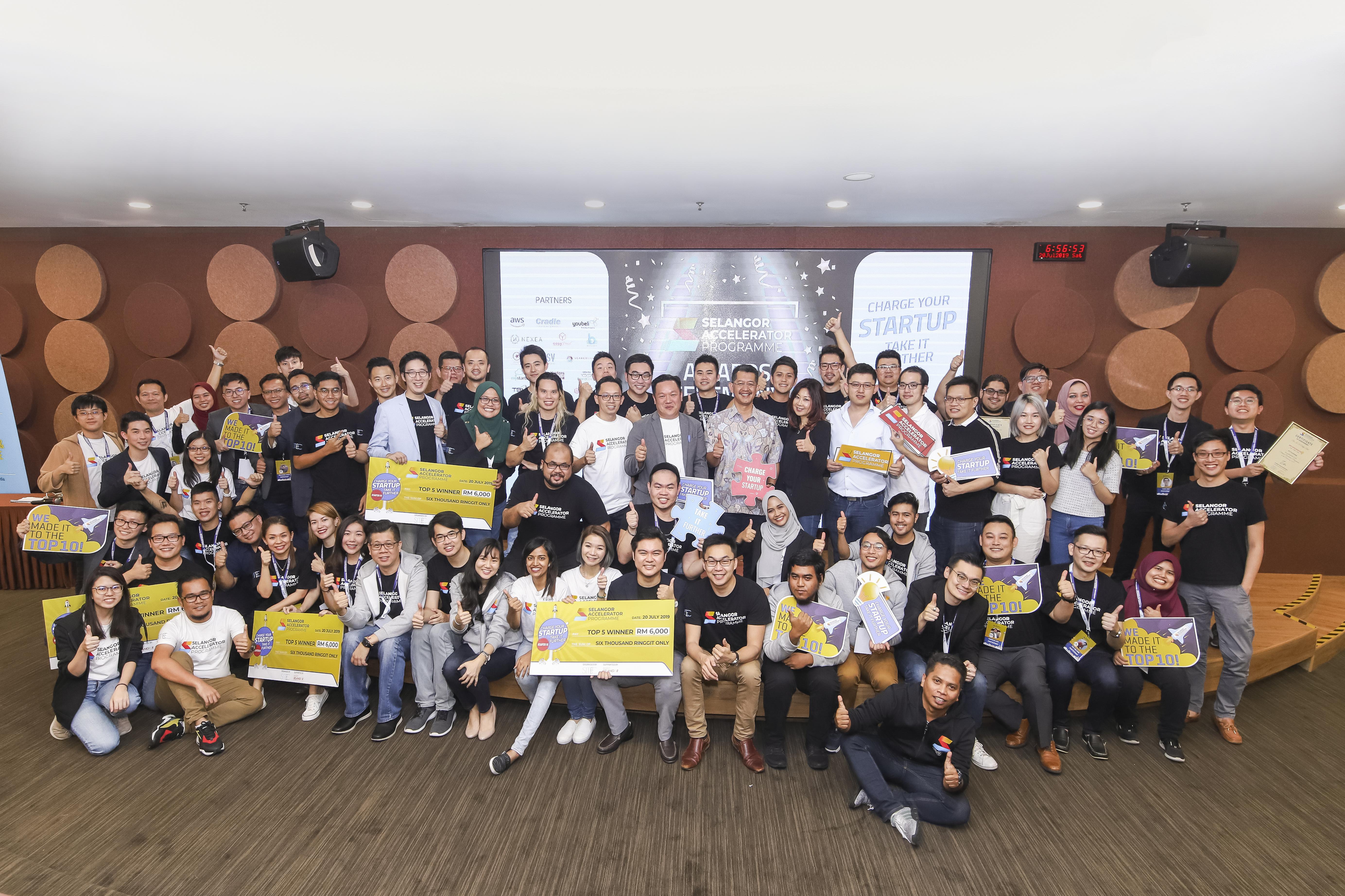 Life Origin SAP Programme 2019